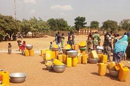 Water doet levens redden