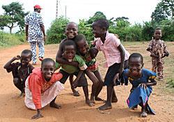 Ik wil peter/meter zijn van het project: recht op lager onderwijs voor elk kind