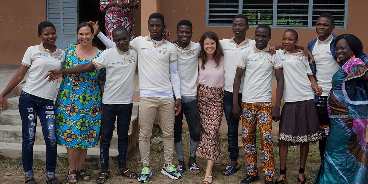 Benin Summer School 2019 - The finalists