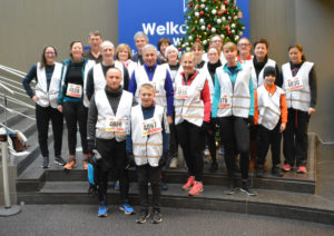 Corrida Leuven 2019 - Photo de groupe des coureurs de 4 km